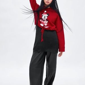 Zara Disney Mickey Mouse sweatshirt